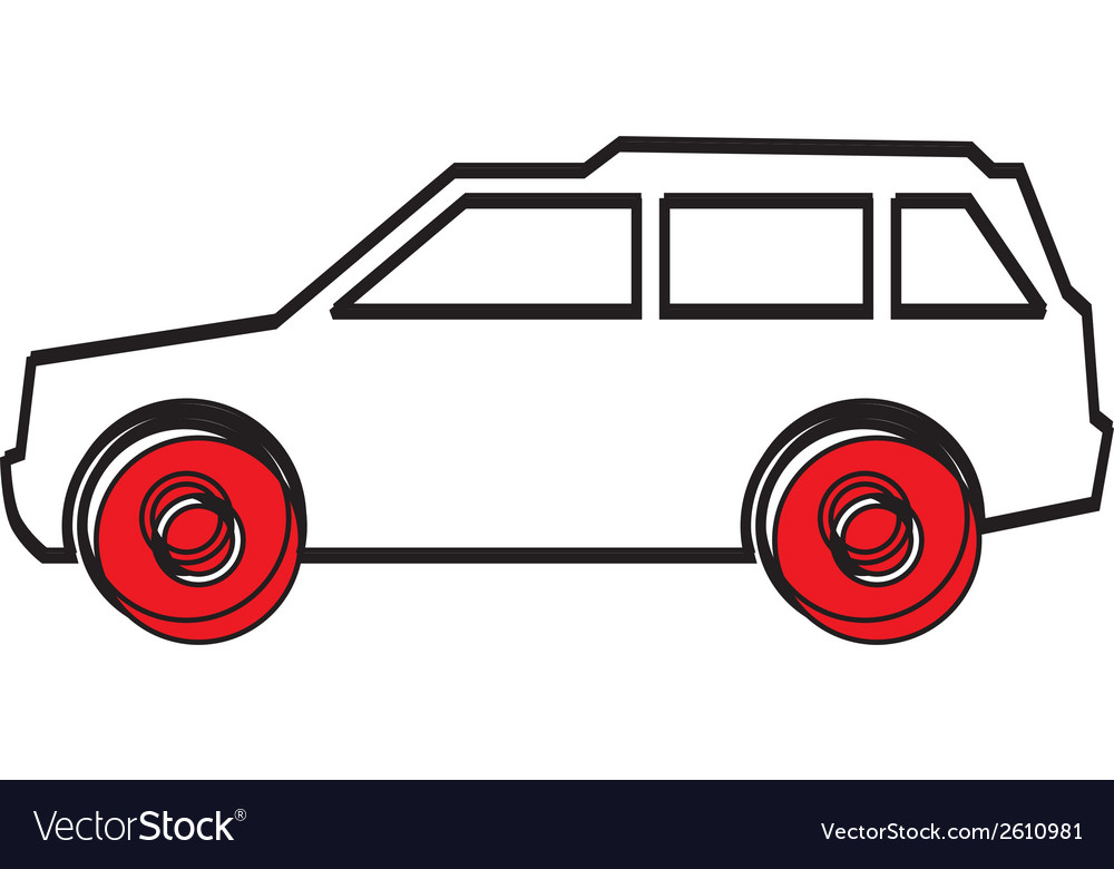 Simple car design