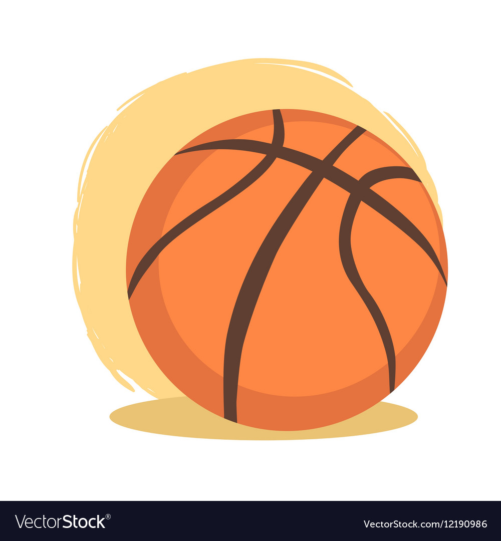 Basketball Ball Sport Cartoon
