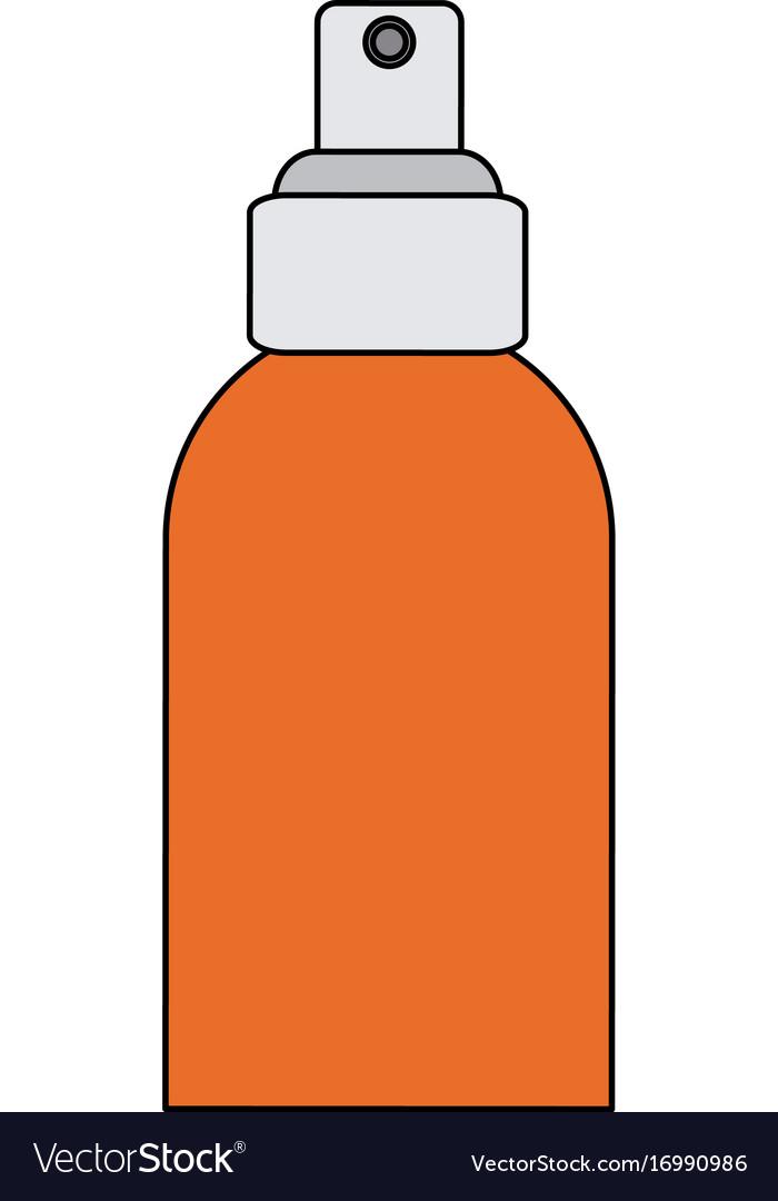 Cosmetic bottle dispenser icon image