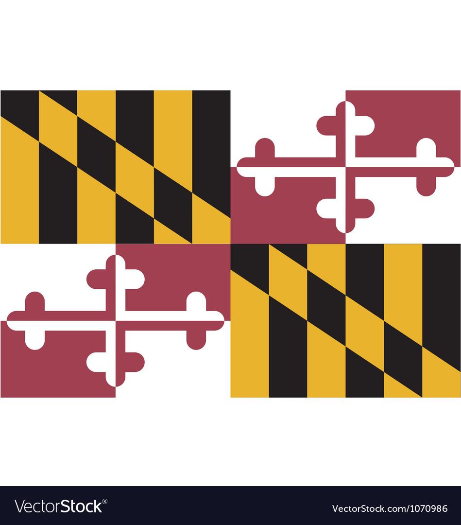 Marylander state flag