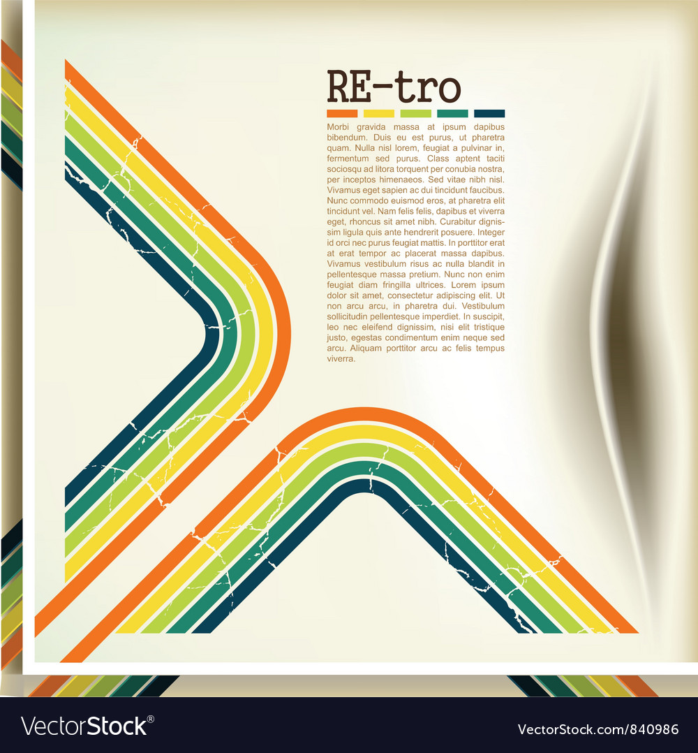 Retro lines
