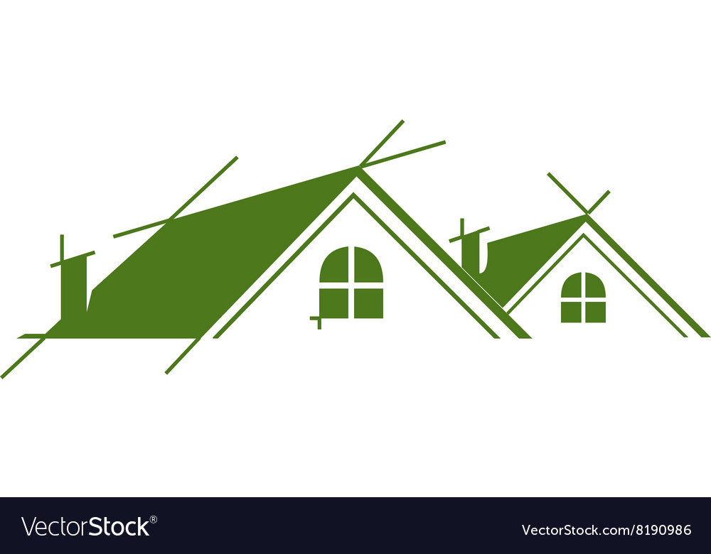 Roofing-380x400 vector image