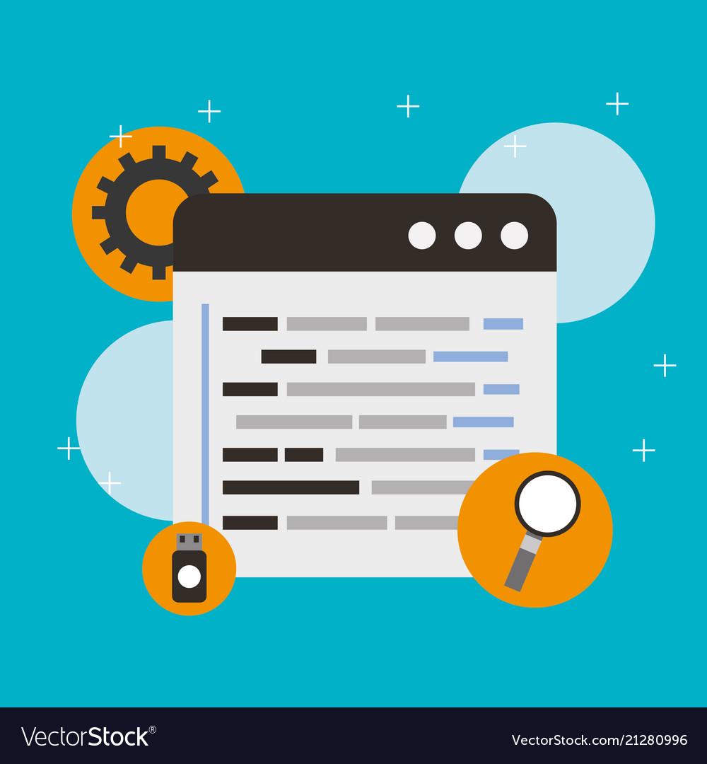 Program coding website