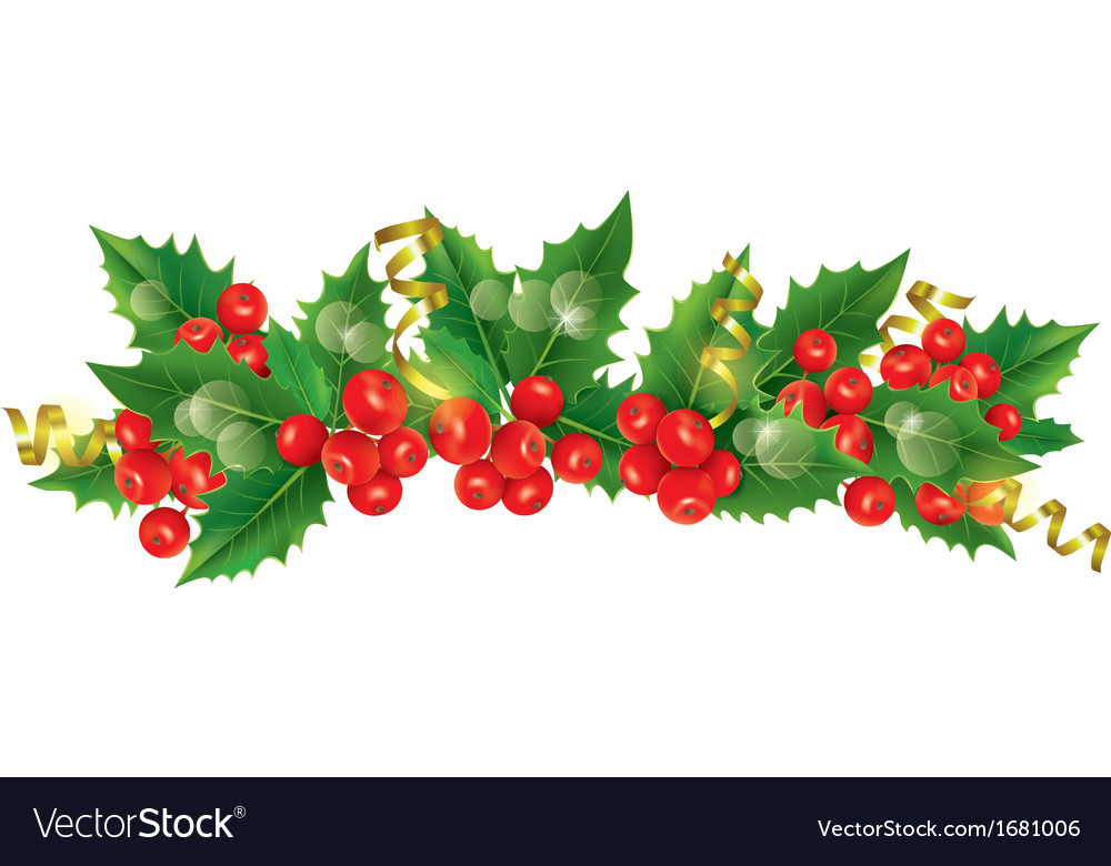 Beautiful Christmas Garland
