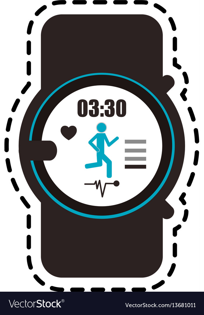 Heart rate monitor icon image