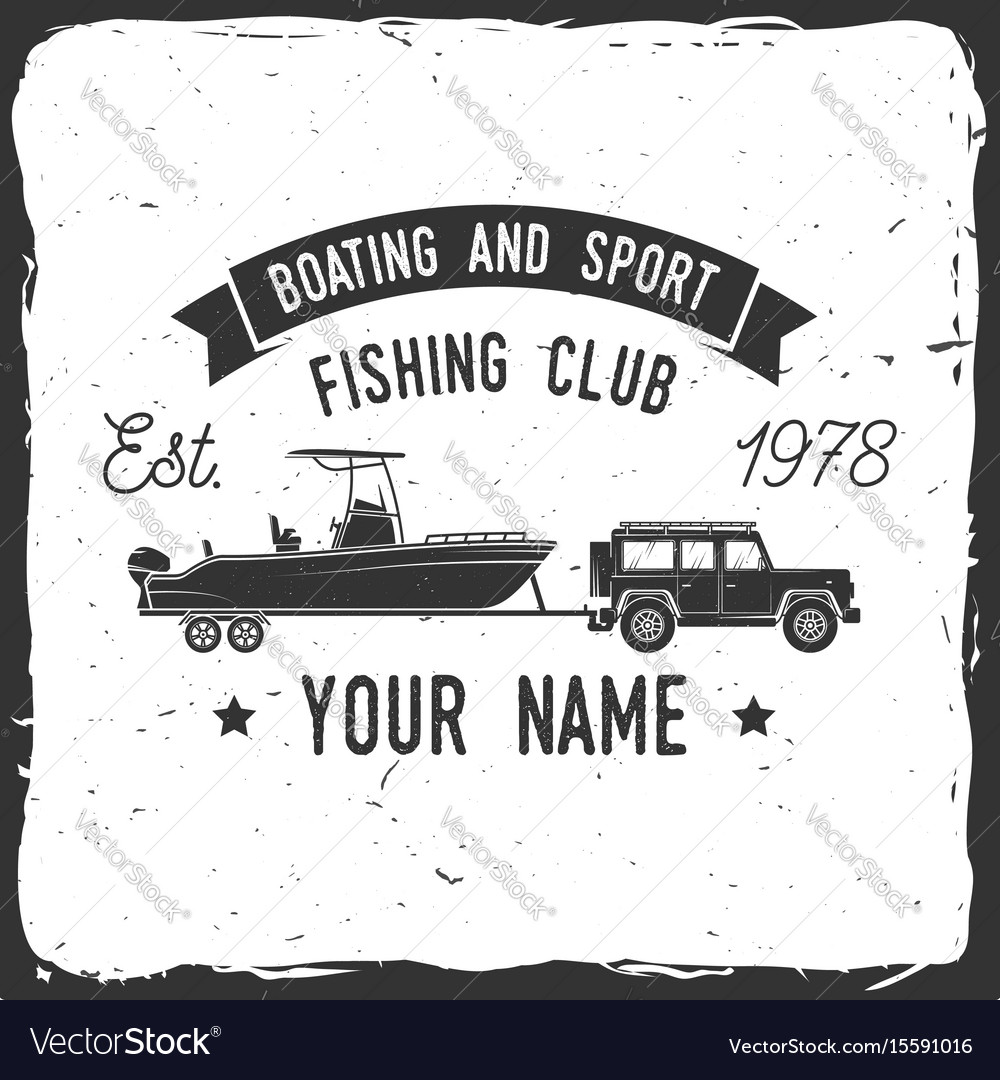 Boating and sport fishing club