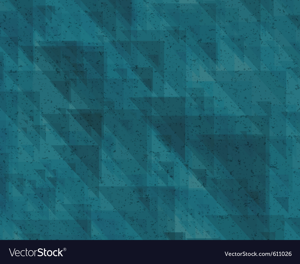 Abstraction retro triangles background