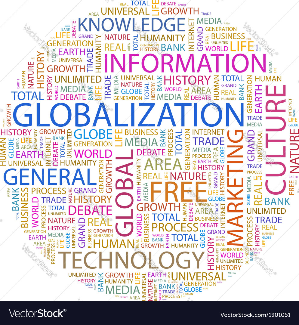 how globalization has impacted the clothing industry and people depending on whether they are a cons This international exchange is just one example of globalization, a process that has  has allowed for people  clothing, and more in short, the world.