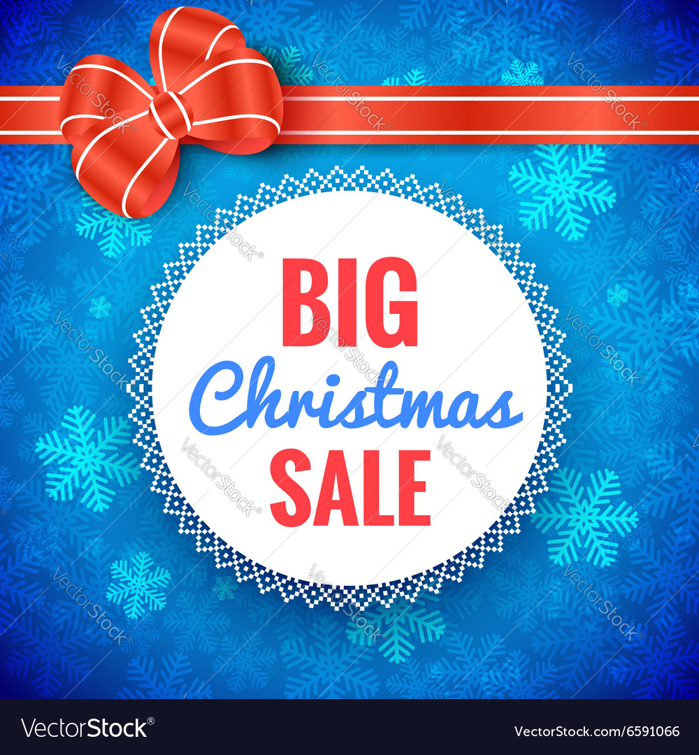 Big Christmas Sale Frame