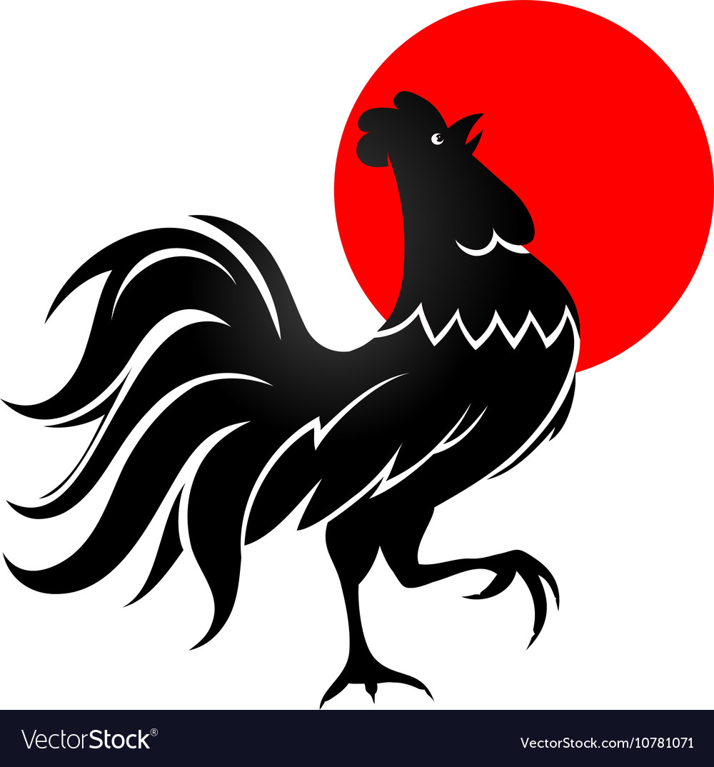 rooster head svg - HD 1000×1074