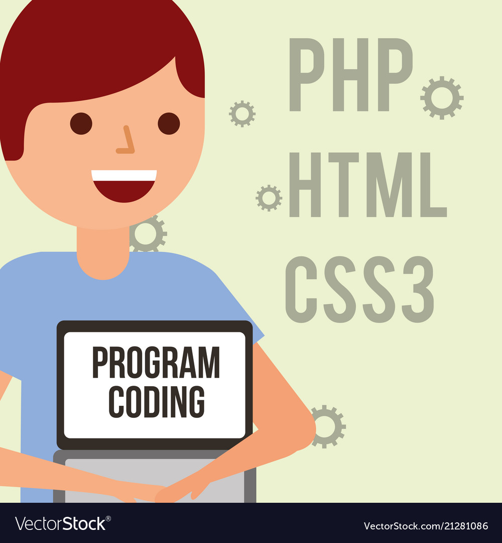 Program coding website