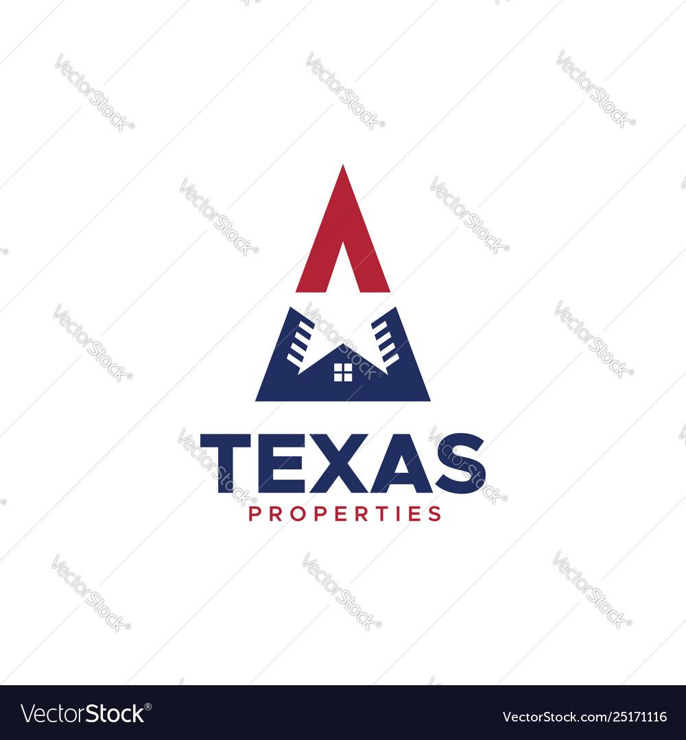 Texas properties logo