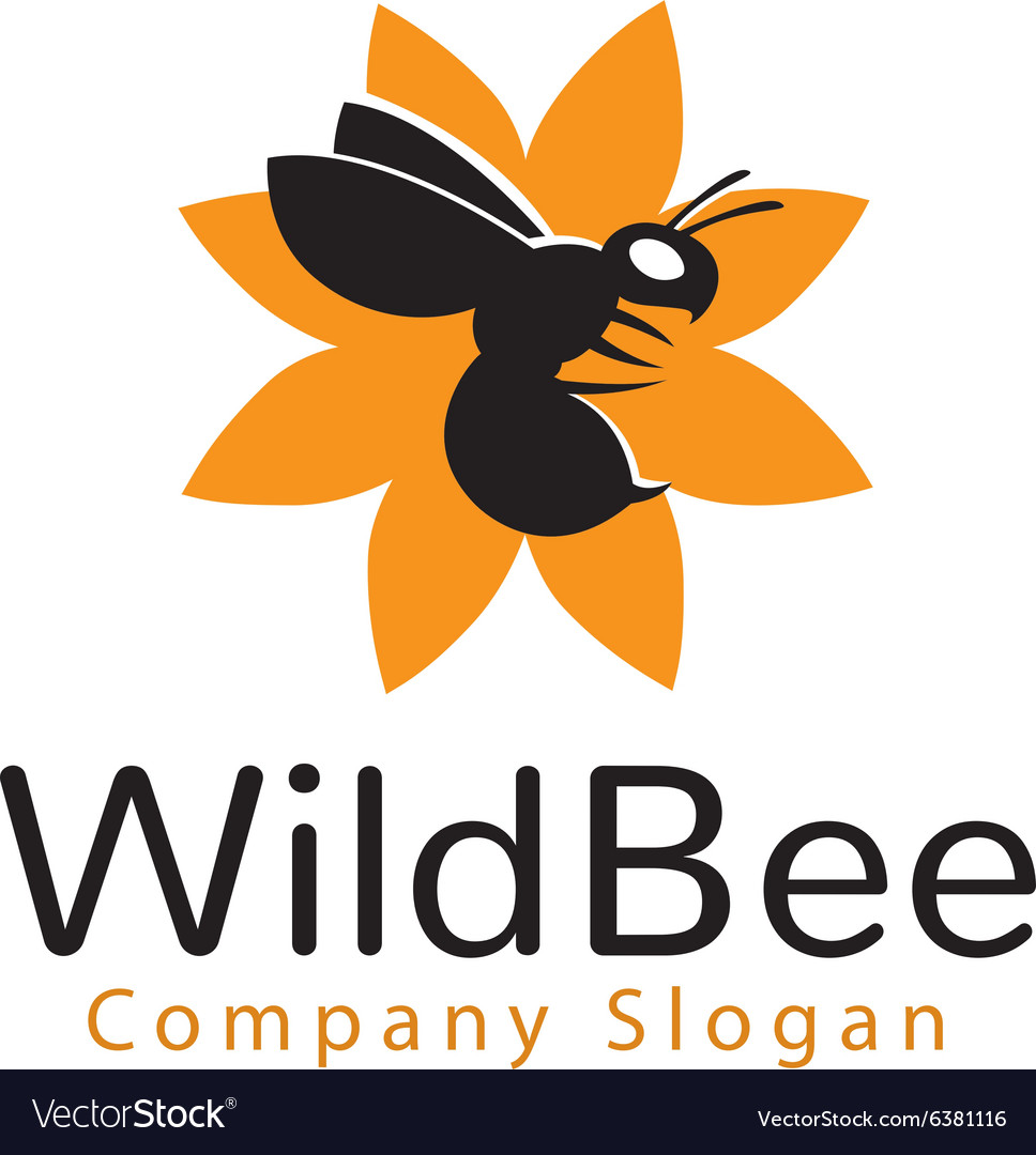 Wild Bee Logo