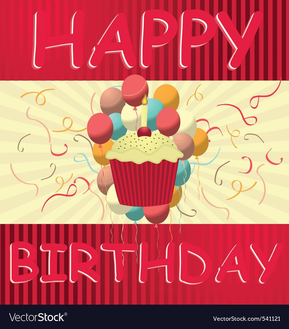 Birthday card template vector 541121 by shockymocky | R
