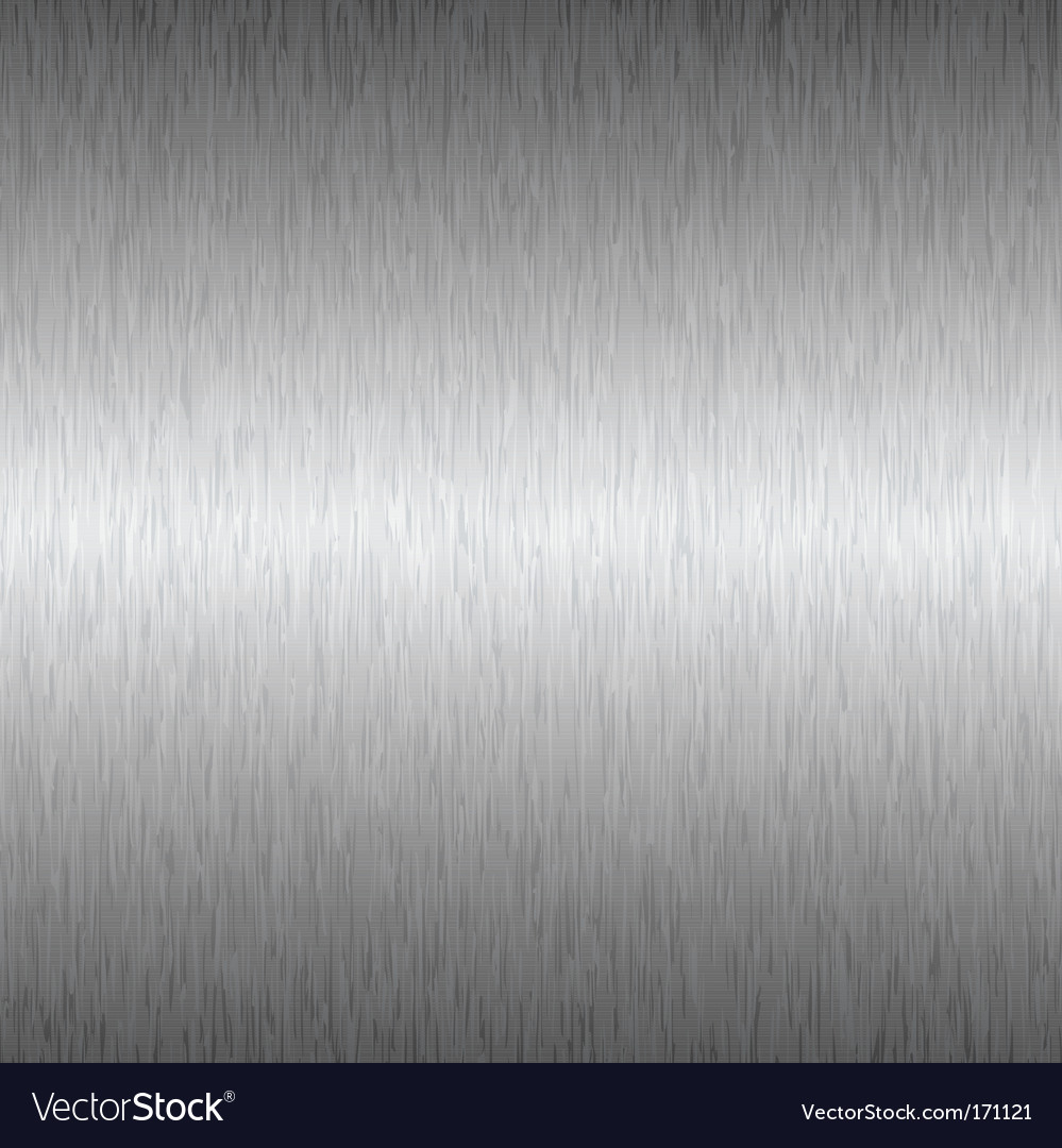 Silver square metal background