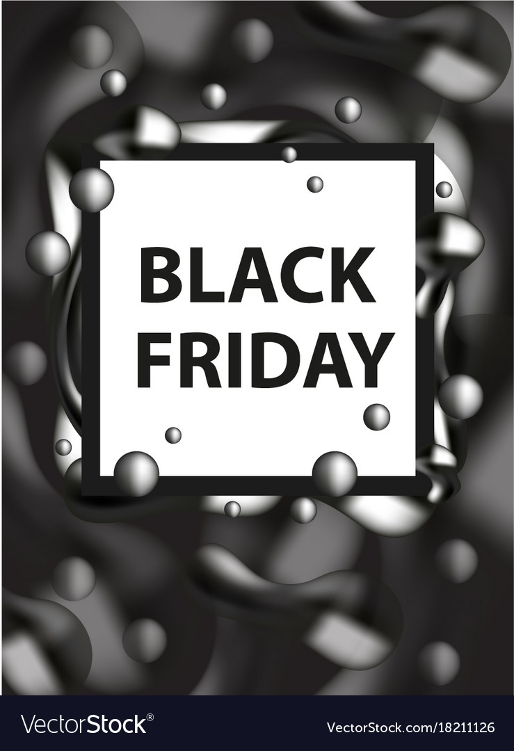Black friday flyers templates for your poster