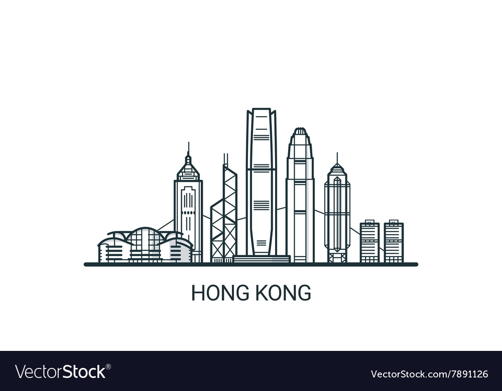 Outline Hong Kong banner