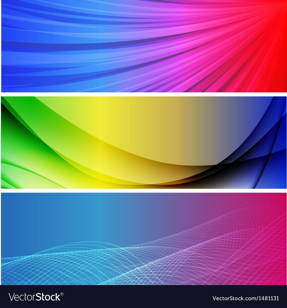 Abstract background banner31