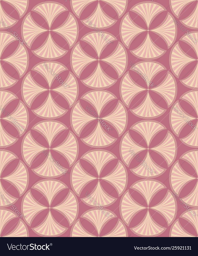 Floral seamless pattern brocade retro ornament