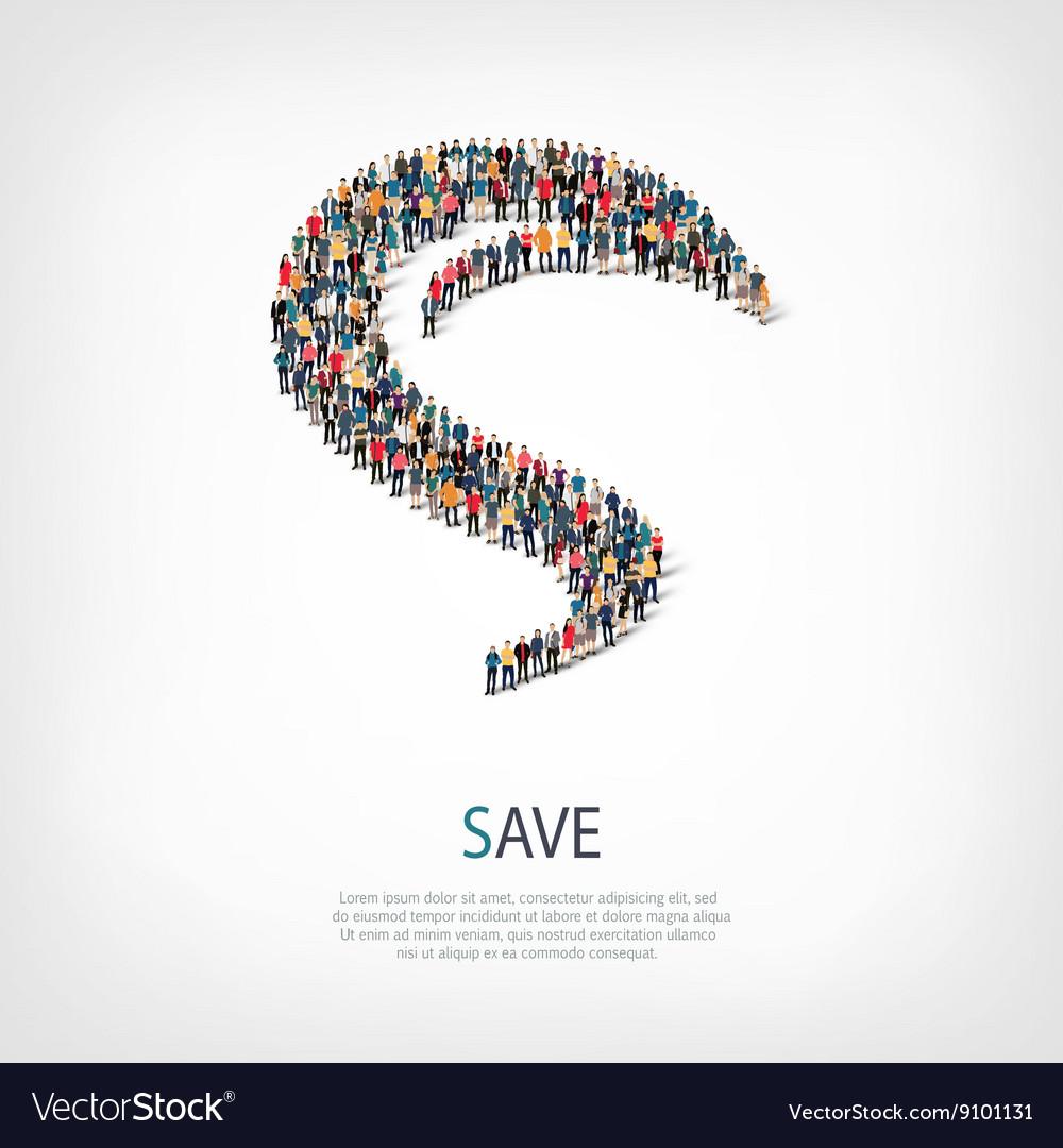 Save liberty shape