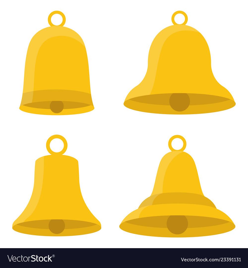 Set of bells design