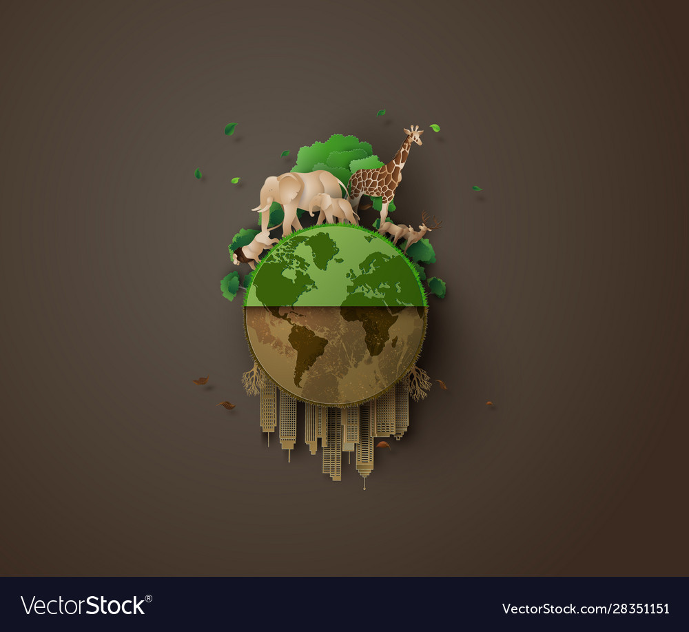 Concept ecology and animal