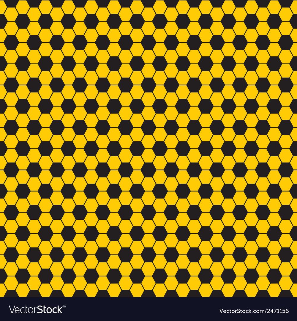 Soccer ball seamless pattern texture