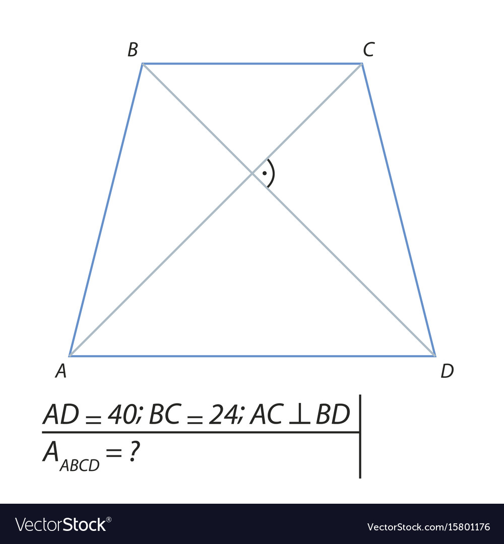 Finding the area of a trapezoid abcd-01