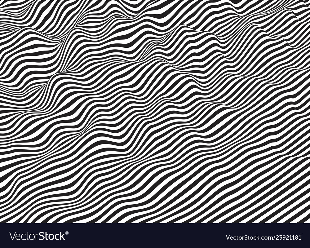 Black strips line abstract background