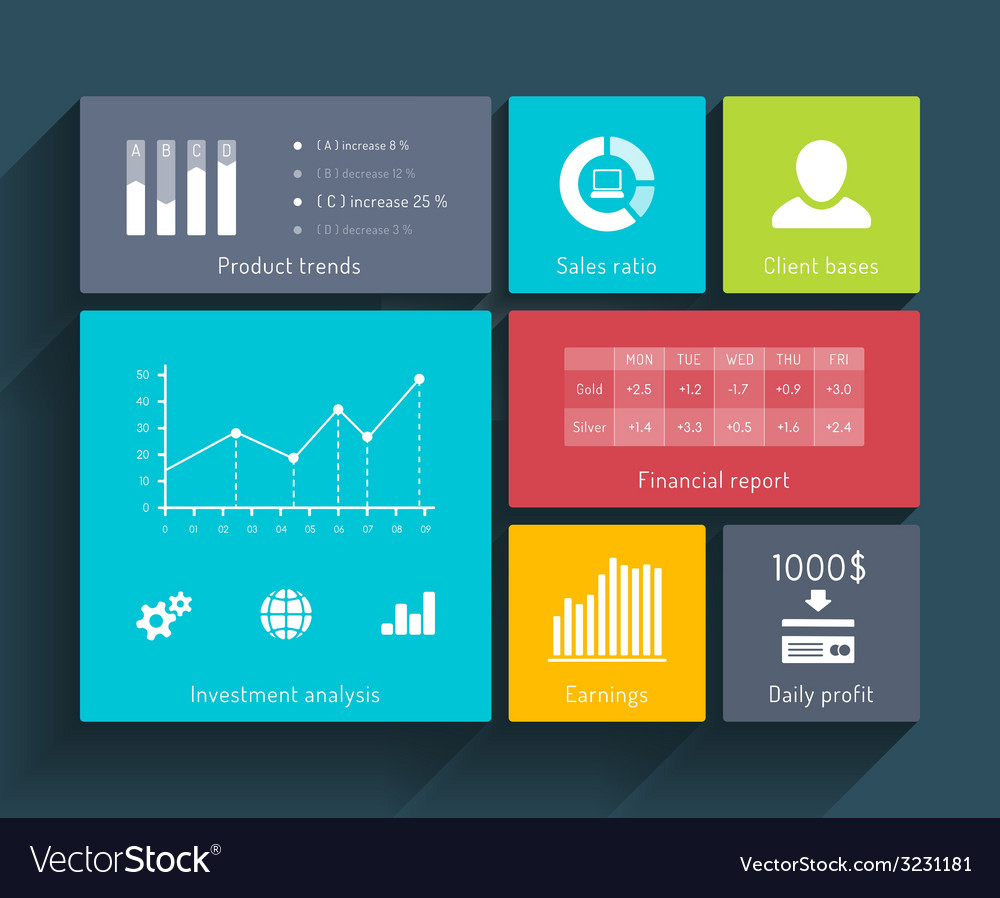 Interface Template with Diagrams