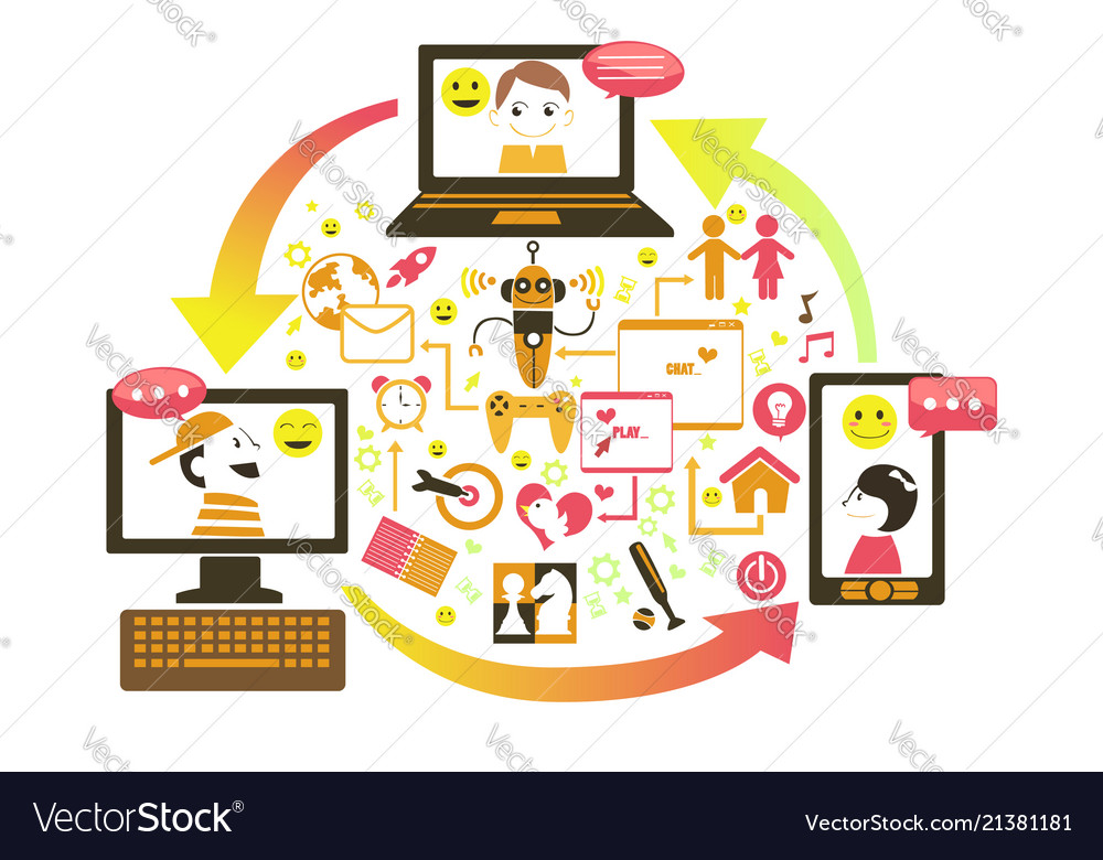 Social gaming concept