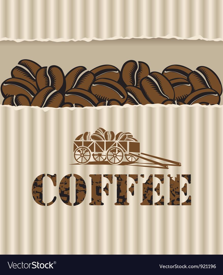 Box of coffee
