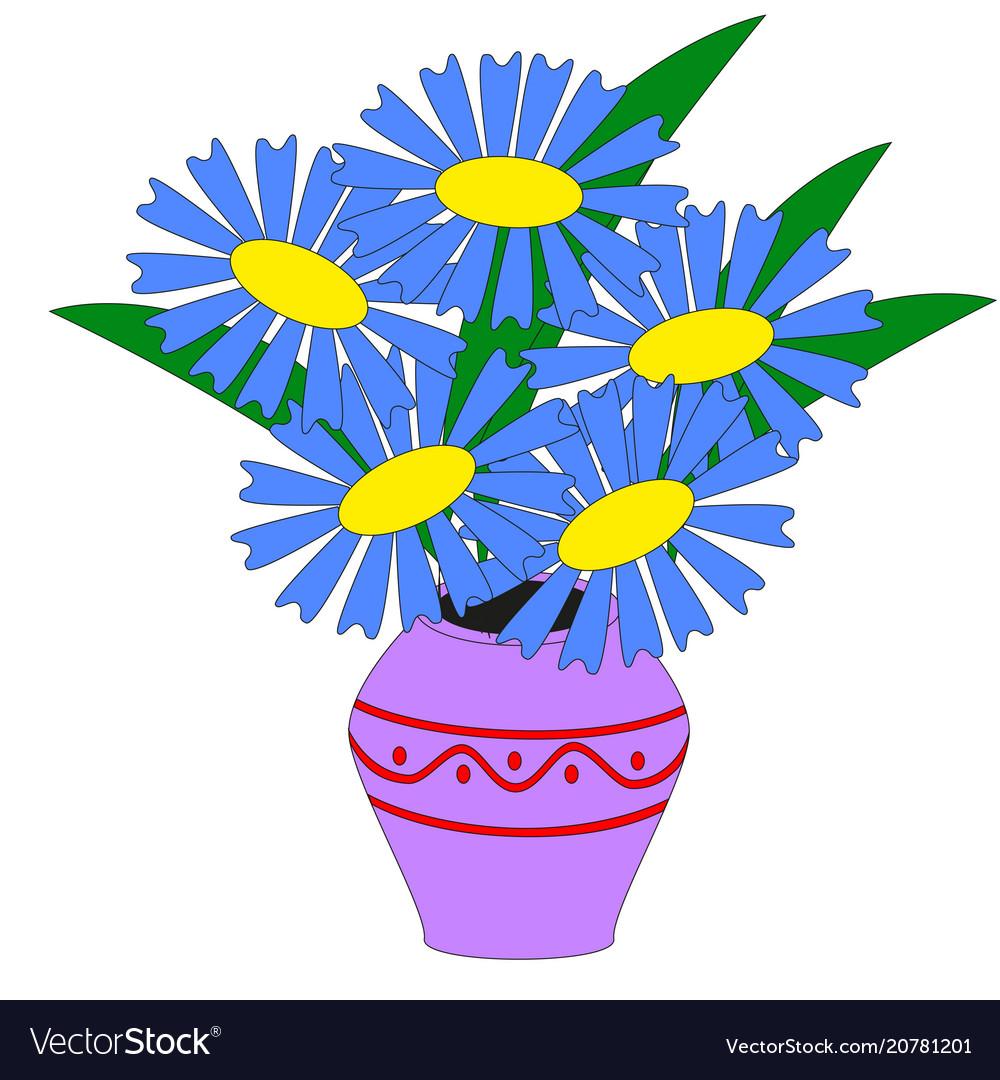 Beautiful flower arrangement royalty free vector image beautiful flower arrangement vector image izmirmasajfo