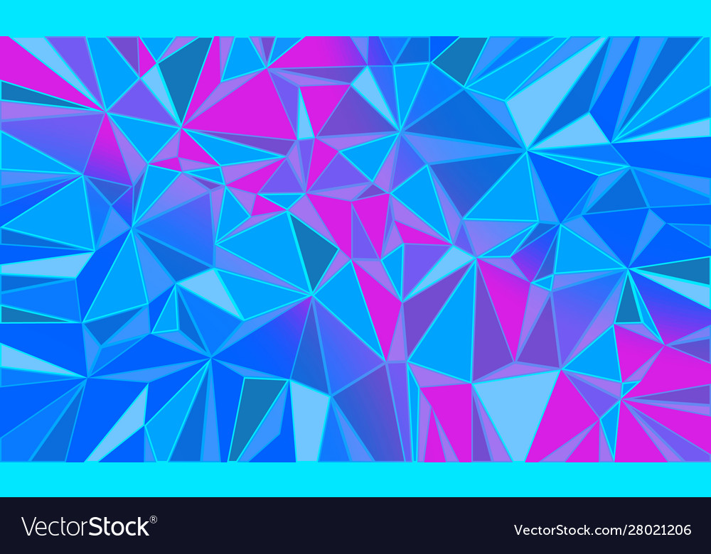 Red blue triangle abstract background christmas