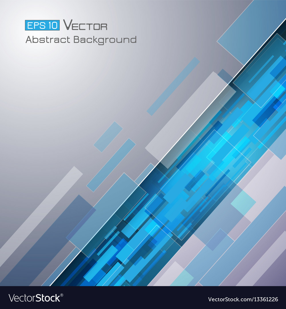 Background with rectangles 3 vector image