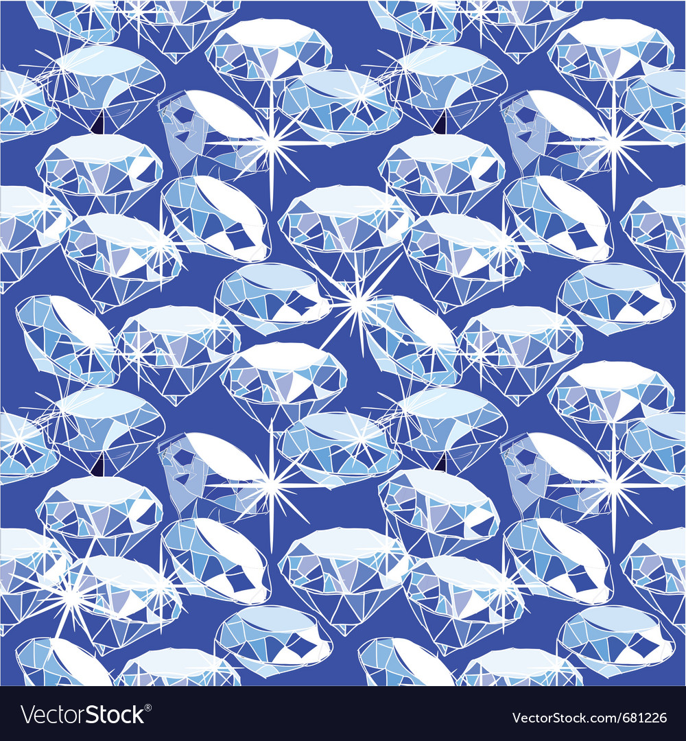 diamond background royalty free vector image vectorstock