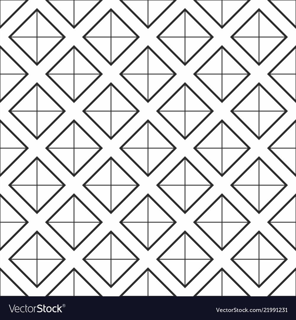 Geometric seamless pattern simple background