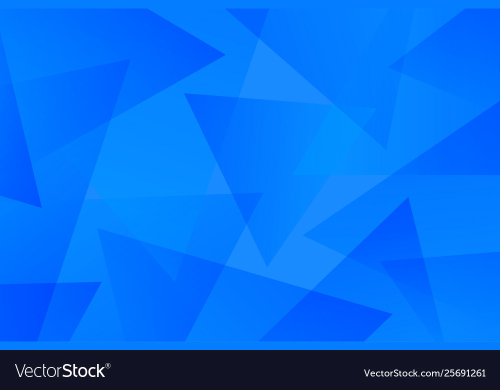 Modern blue pattern