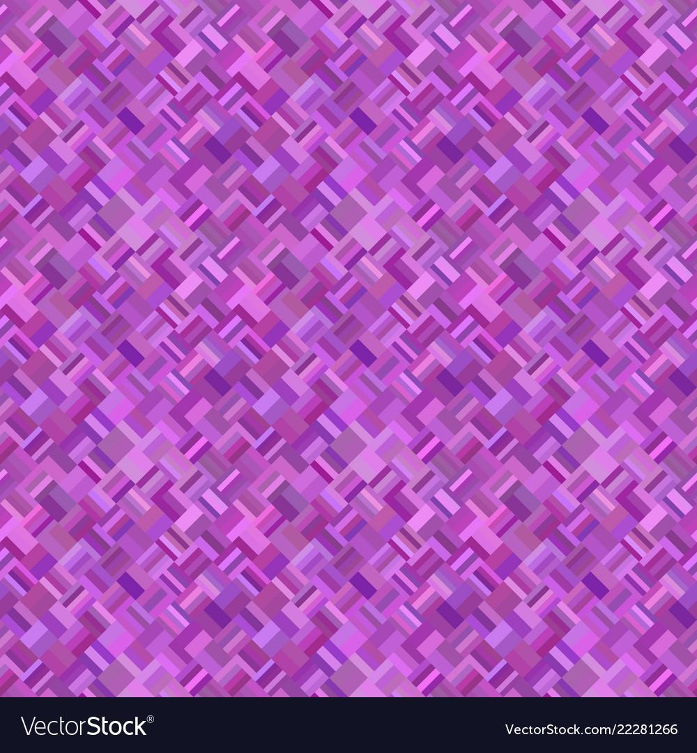 Purple geometric diagonal rectangle pattern