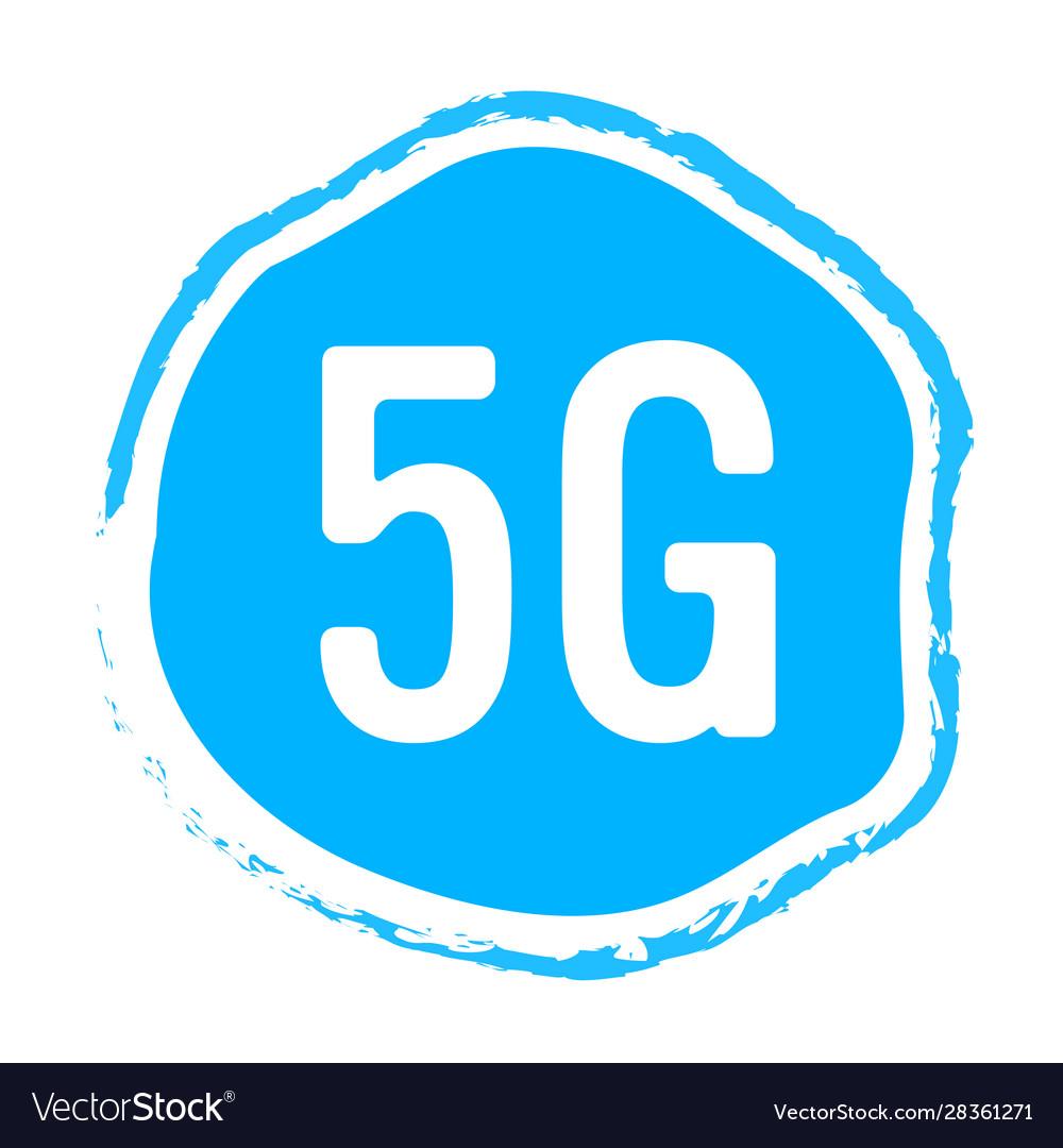 5g sticker online wireless system connection