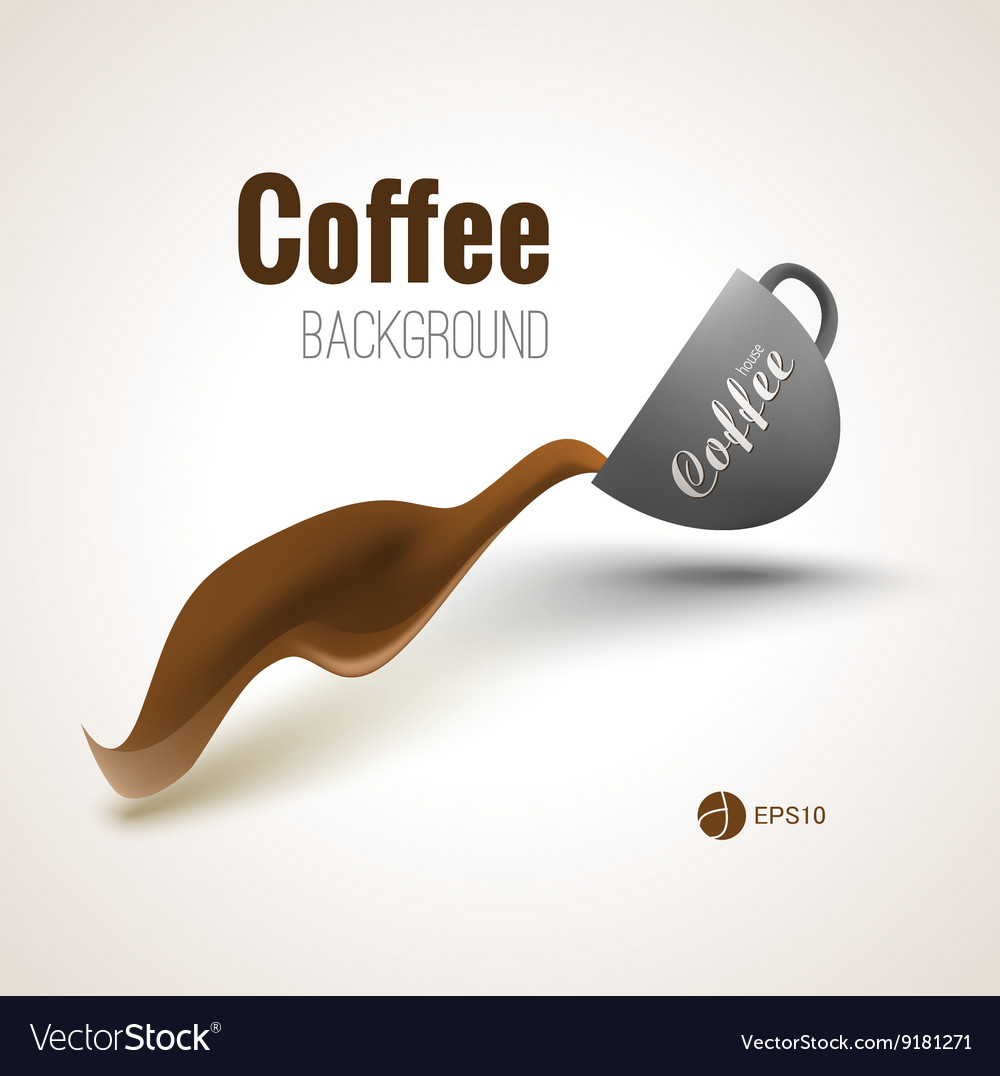 Coffee background for your designs posters and