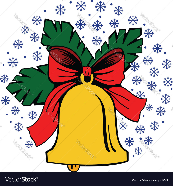 jingle bell royalty free vector image - vectorstock
