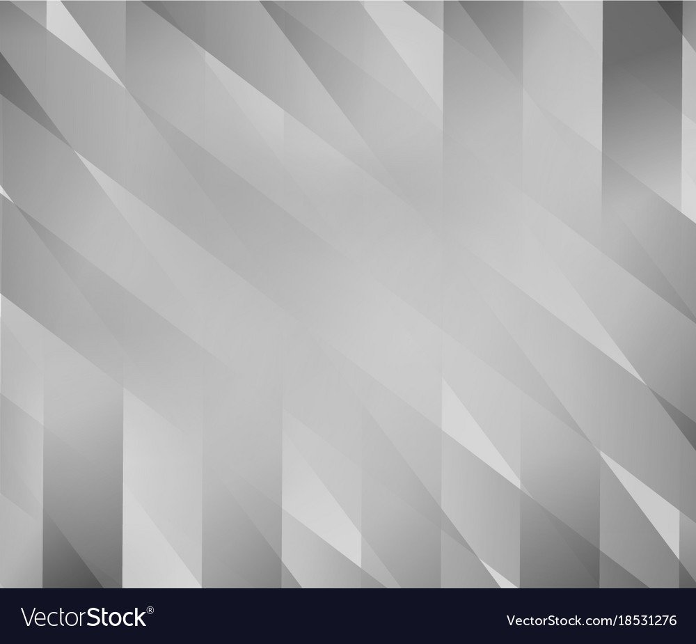 Basic black and white background with harmony vector image