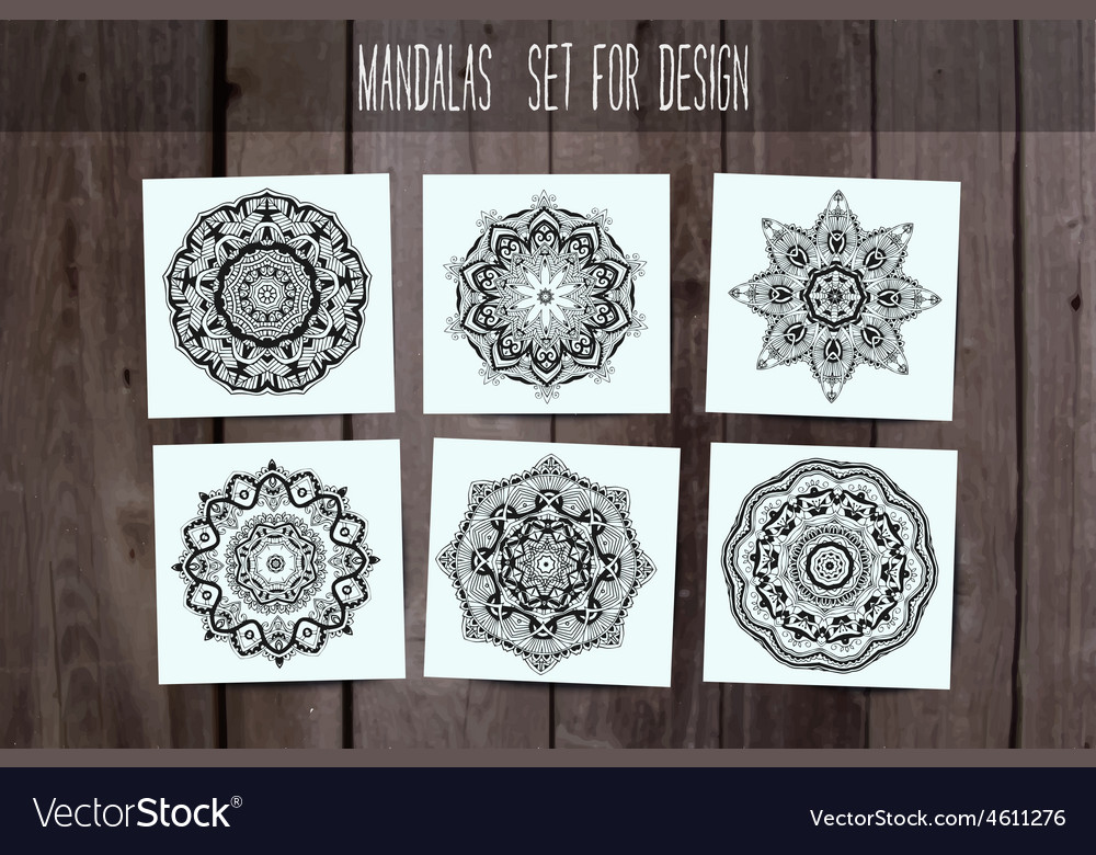 Mandala Card Set
