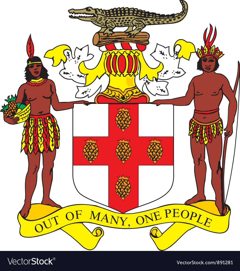 Jamaica coat-of-arms