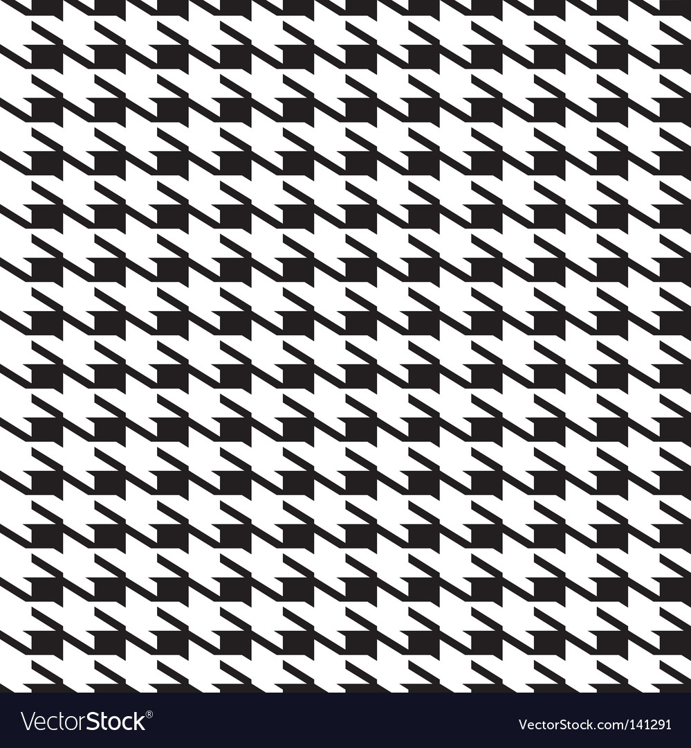 Hounds tooth background