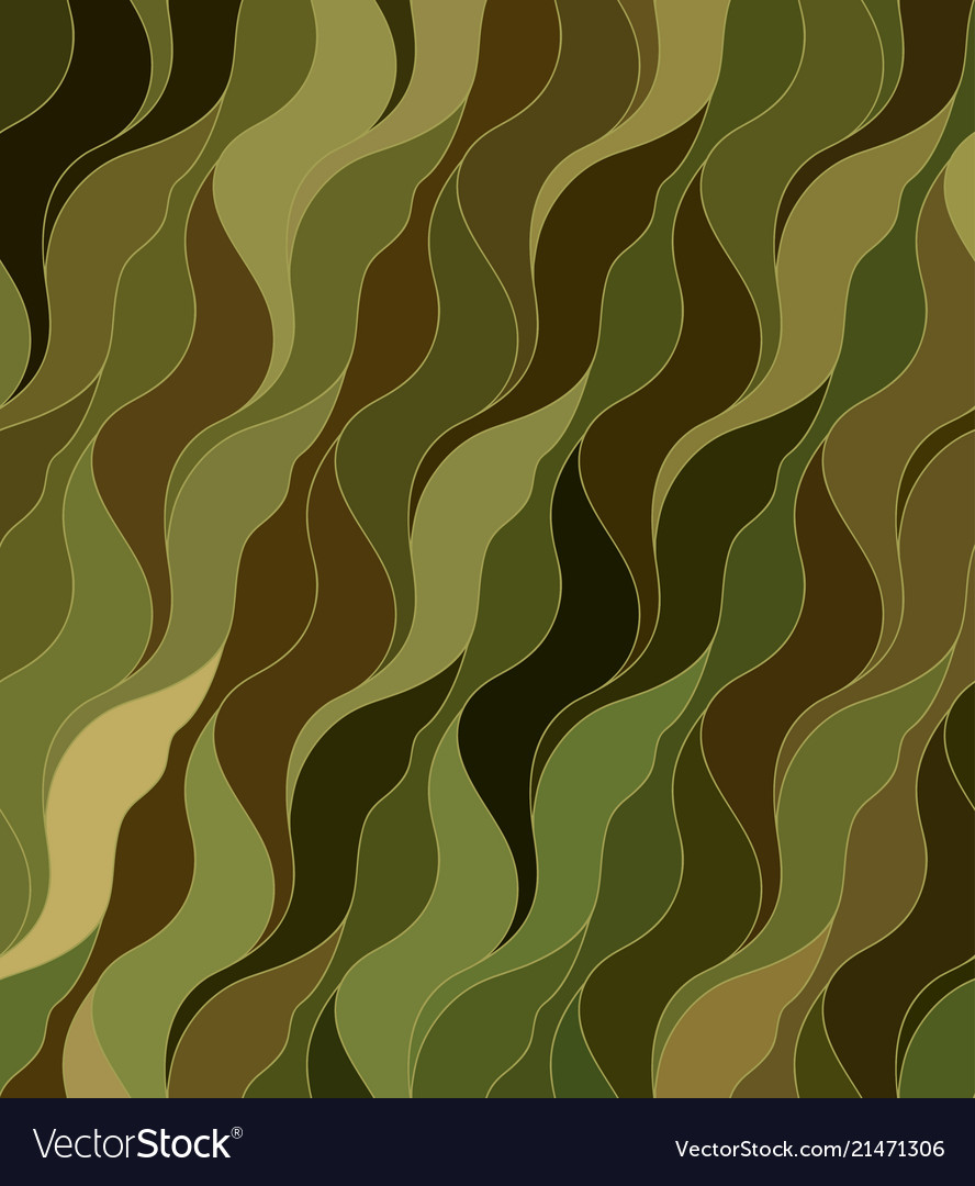 Wave background of drawn lines