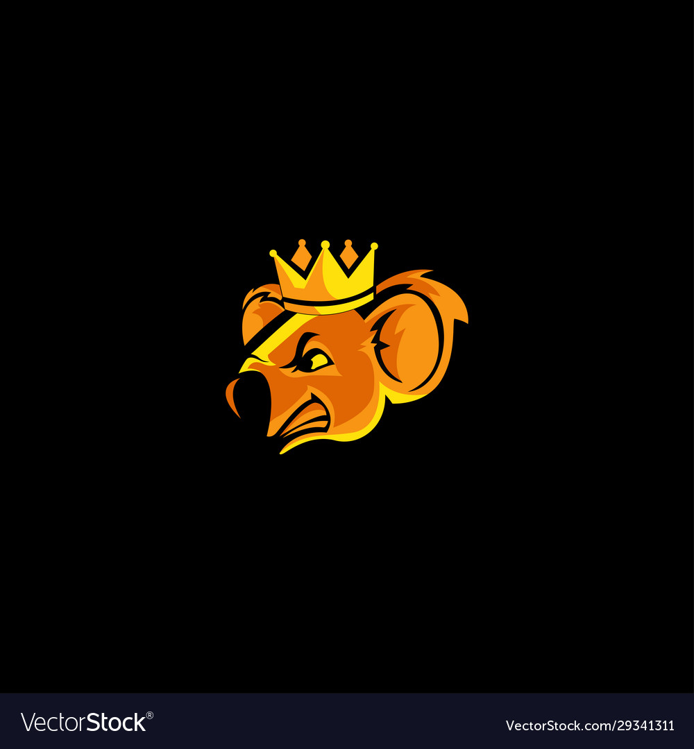 King koala logo