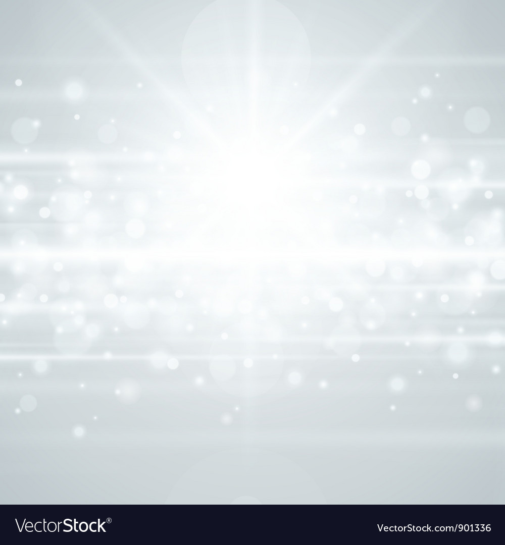 Lens flare light background