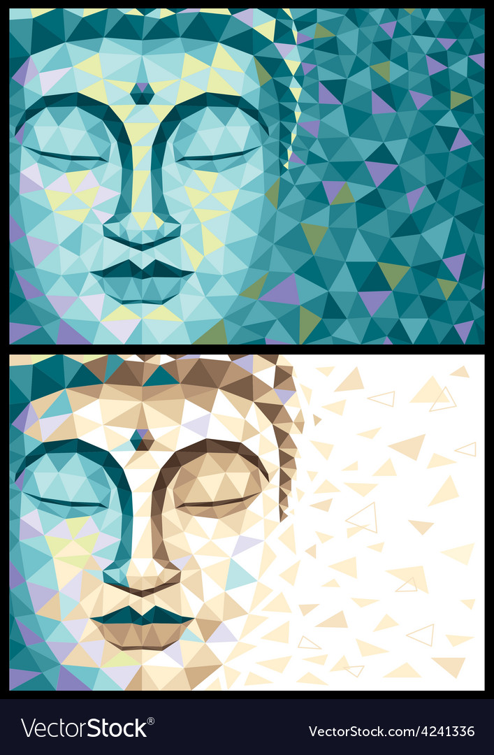 Low Poly Buddha